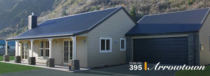 Arrowtown House Plan from Signature homes | Signature Homes