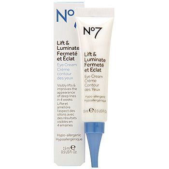 Love that I got 20% off No7 Lift & Luminate Eye Cream from Boots Retail USA for $20.99.
