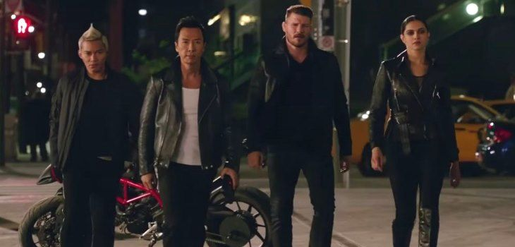 Michael Bisping in the new trailer for xXx the Return of Xander Cage Trailer