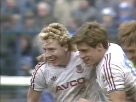 VIDEO: Chelsea 0 West Ham 4, March 16, 1986. My all-time favourite away trip as a Hammer as Frank McAvennie and Tony Cottee run riot against Chelsea at Stamford Bridge
