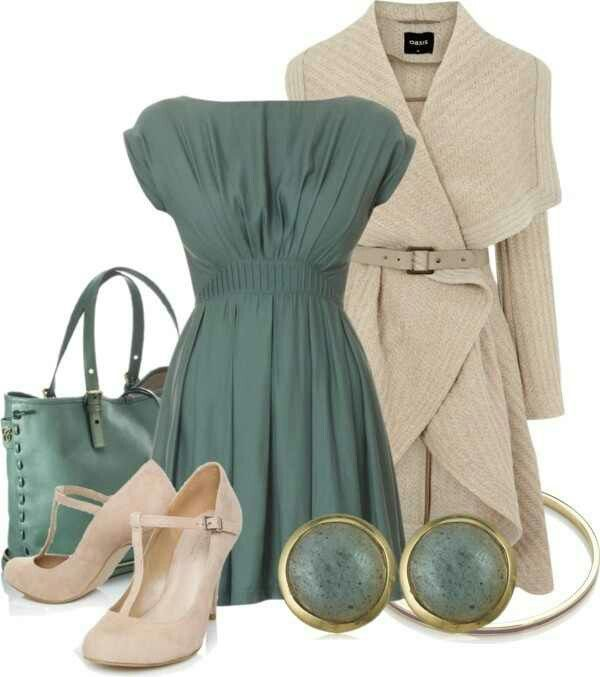 Dressing Your Truth Type 2 / Soft Summer. I like the colors!