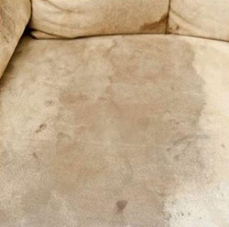 Mit diesem grandiosen Trick kannst du für 8,90 deine komplette Couch reinigen.