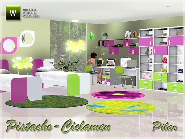 375 besten featured artist creations bilder auf pinterest die sims k nstler und sims 3 - Sims 3 babyzimmer ...