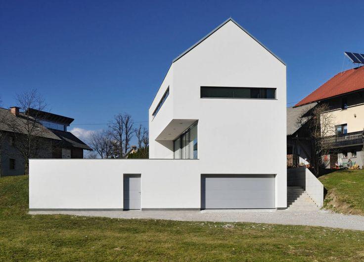 Suha Private House / Arhitektura d.o.o.