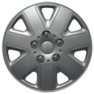 Transit car Wheel plate  (one that doesn't say ford)