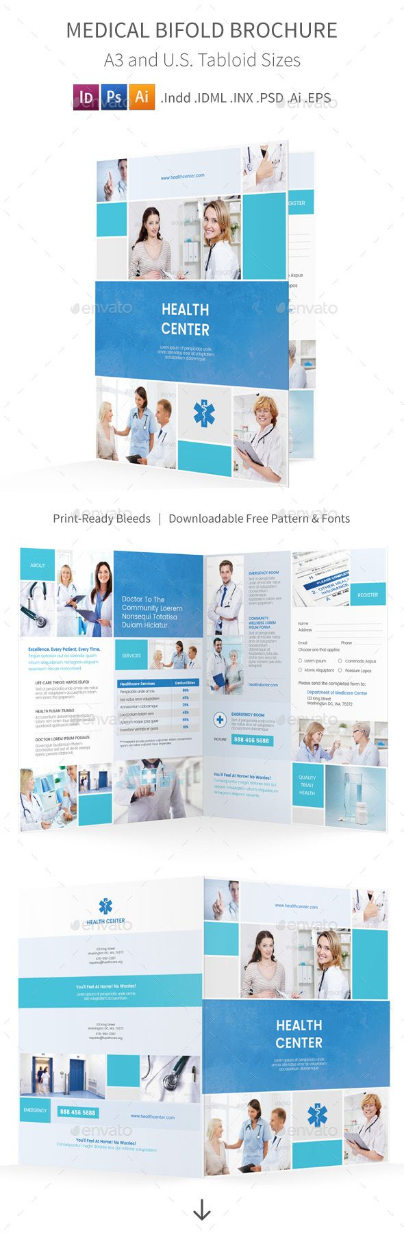 40 best images about top pharmacy brochure designs on for Pharmacy brochure template free