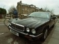 The Jaguar XJ12 (AKA Daimler Double Six) is a beautiful big British luxury car with an enormous smooth powerful V12 engine and acres of leather...