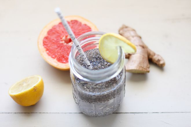 Homemade bubble water – like bubble tea but healthier