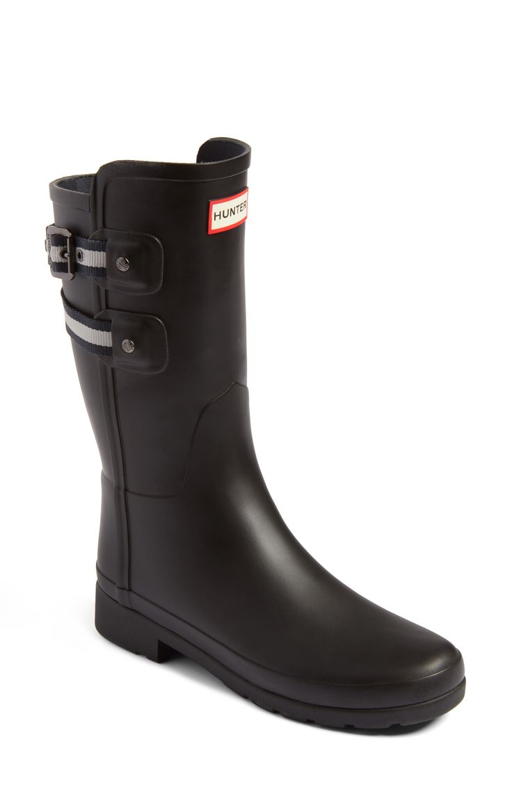 Original Refined Short Rain Boot | Nordstrom | Sale | Summer | Fashion | Style | Hunter Boots