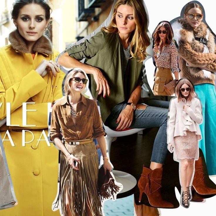 Se você é ligada no mundo da moda, certamente já se deparou babando nos looks MARA de @oliviapalermo. E nós, como boas aspirantes de mulheres estilosas, nos inspiramos no mood #BeCool da it-girl para nossa coleção cápsula. #reginasalomao #Mood #AW16 #Winter16 #InspirationBoards #OliviaPalermo