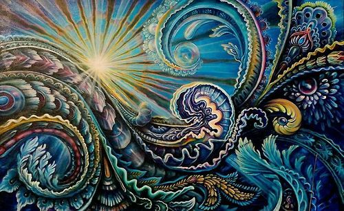 Beautiful Fall Paintings Wallpapers Hippie Art Tumblr My Gypsy Soul Pinterest Hippie