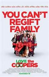 Timed perfectly for the upcoming holidays. Read my #movierview for #LovetheCoopers at http://moviereviewmaven.blogspot.com/2015/11/love-coopers-mixes-little-bit-of-humor.html