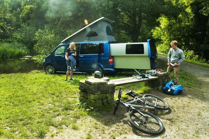 Doubleback VW Camper - Take My Paycheck | The coolest gadgets, electronics, geeky stuff, and more! Shut up and take my money!