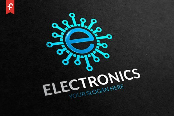 Electronics Logo Electronics Logo Templates Electronics Logo Electronics Logo Design Logo Templates