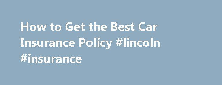 car insurance best kept secret