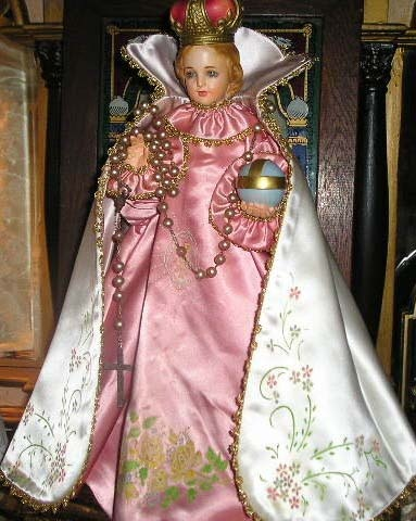 The Miraculous Infant of Prague