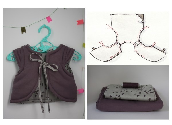 DIY Tutorial by Fabric editor France Duval Stalla // claradeparis.com loves not only the tutorial but also the fabrics!