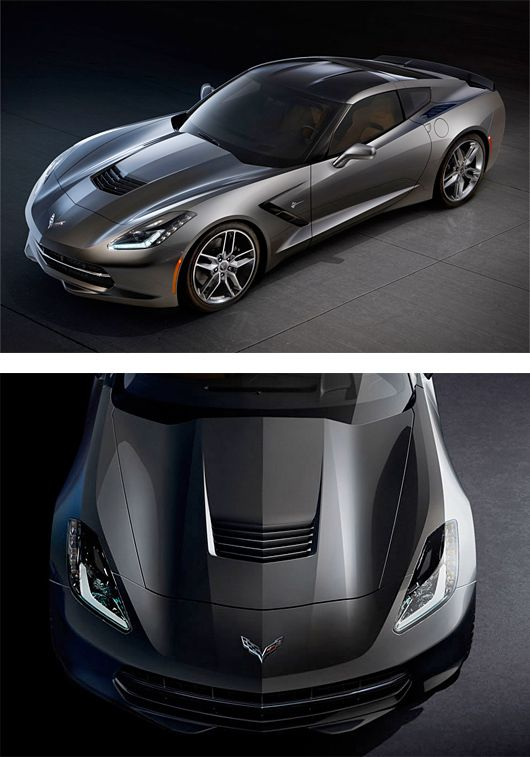 2014 Chevy Corvette Stingray | Inspiration Grid | Design Inspiration