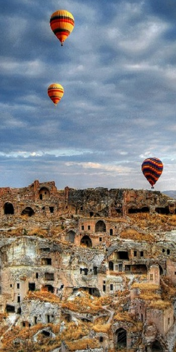 Been there and done this! Cappadocia - Turkey