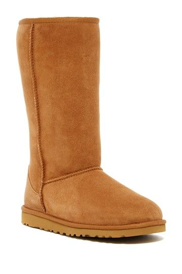 Classic Tall Genuine Sheepskin Boot (Big Kid) by UGG Australia on @nordstrom_rack