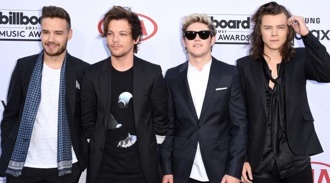 Berhenti Sejenak untuk terus Berkarya: Hiatus untuk One Direction