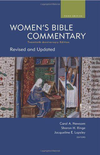 Women's Bible Commentary, Third Edition: Revised and Updated: Amazon.co.uk: Carol A. Newsom, Sharon H. Ringe, Jacqueline E. Lapsley: 9780664237073: Books