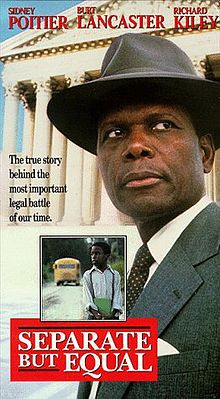 Movie with Sidney Poitier, Burt Lancaster.  Ed Hall as Rev. J.A. Delaine