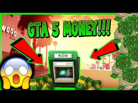 how to get money in gta five