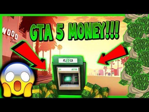 how to get money in gta five