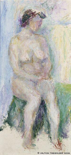 Nude, 1954 - Sigrid Schauman Finland