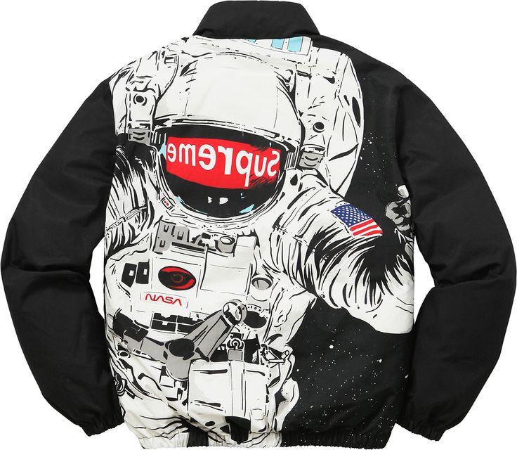 16AW Supreme Astronaut Puffy Jacket 2016.10.29