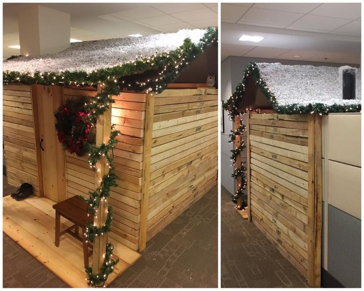 Funny!  Source: http://imgur.com/gallery/tvsrw  Pic: http://i.imgur.com/vbdFgbK.jpg  - A guy at out office won the cubicle decorating contest this holiday season (first time a dude has won it). *bro fist bump* -