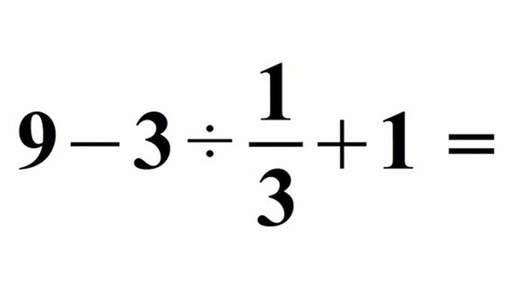 Deze wiskundige vergelijking ging viraal in Japan en enorm veel mensen hadden er problemen mee. Volgens een studie van de Japanse Doshisha- en ...