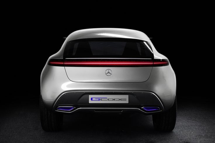 Mercedes-Benz Vision G-Code concept car in photos | The Verge