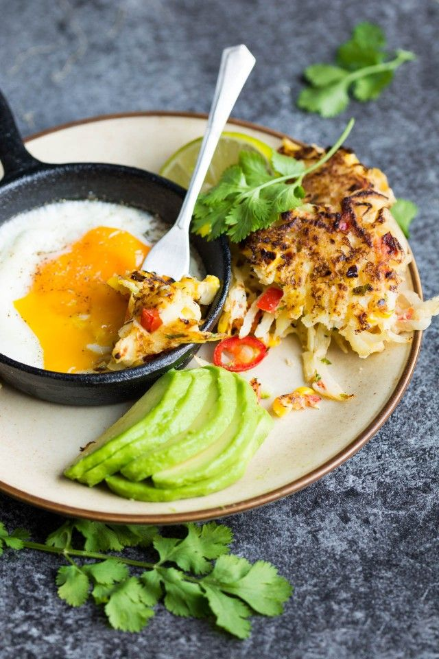 Try these super quick, easy, spicy sweetcorn and potato fritters for a fun brunch, or just a lunch snack! They are quick to whip up and absolutely stuffed full of wonderful flavours and crunchy texture!