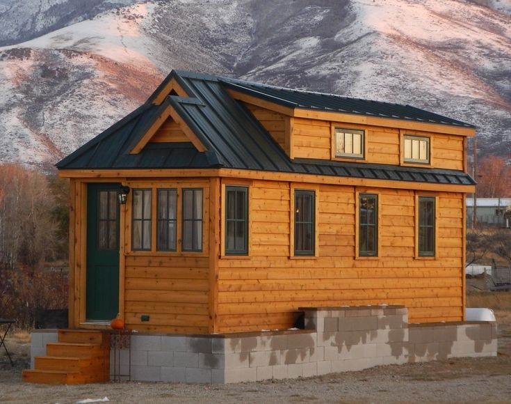 29 best images about Tiny House Exteriors on Pinterest