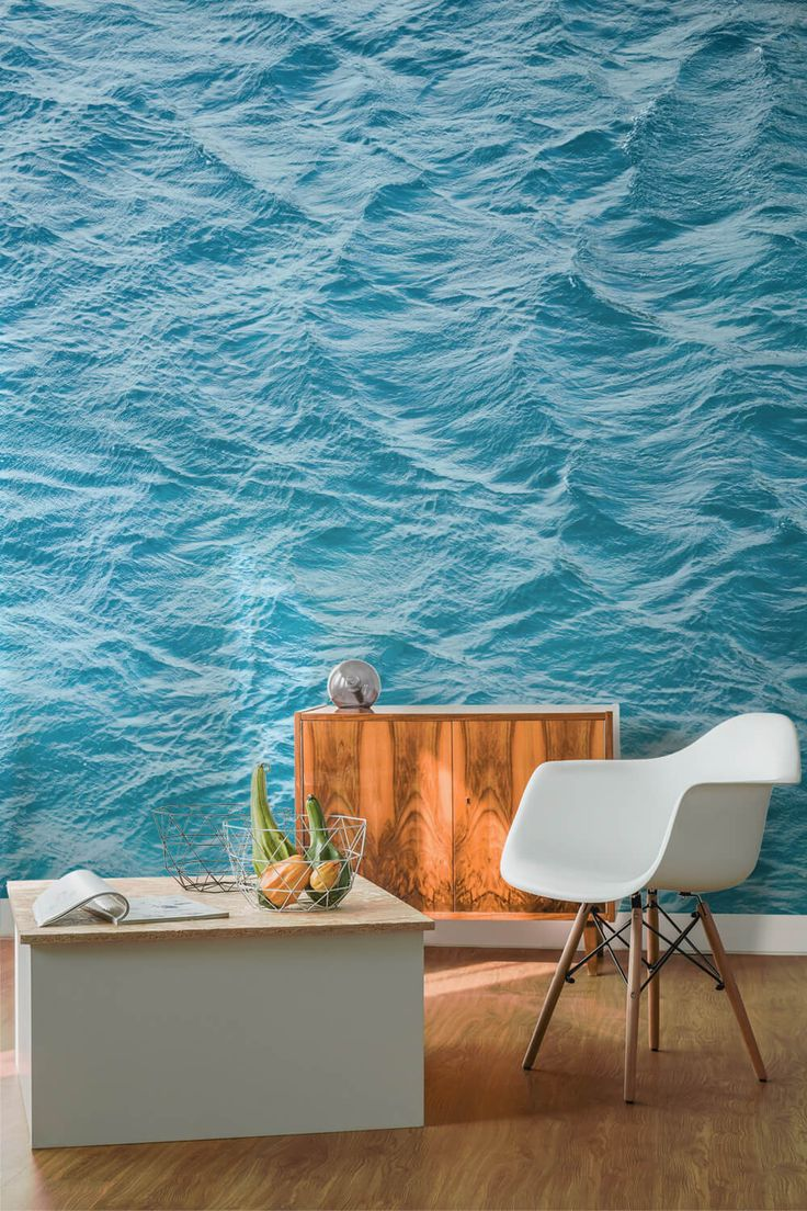 25 best mural ideas images on pinterest mural ideas art walls feel the calm of the ocean with this water wallpaper mural the sumptuous hues of