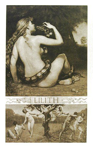 The descendants of of Adam and Lilith were Shades and Demons, and from these demons the giant race would be born