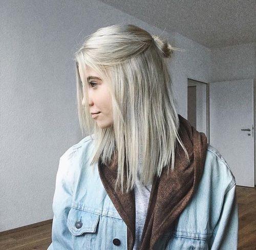 Hipster Frisur Frau Kurz – Moderne Männliche Und Weibliche