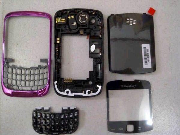 CASING BLACKBERRY GEMINI 3G 9300 FULLSET ORIGINAL
