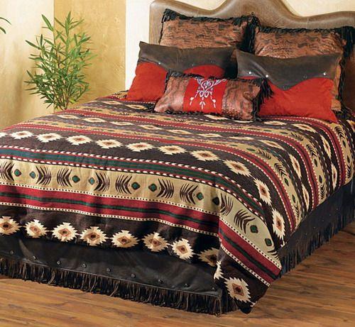 american indian bedspread Size Creating Unique