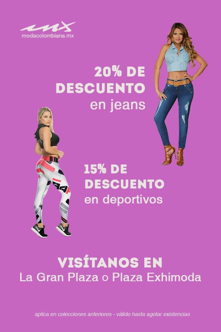¡Ven a las promociones! #Jeans vs #leggings te gusta, te los llevas. Visítanos en #Intermoda 2016 #SoySexInx  Whatsapp 3312676885 y 3334077725