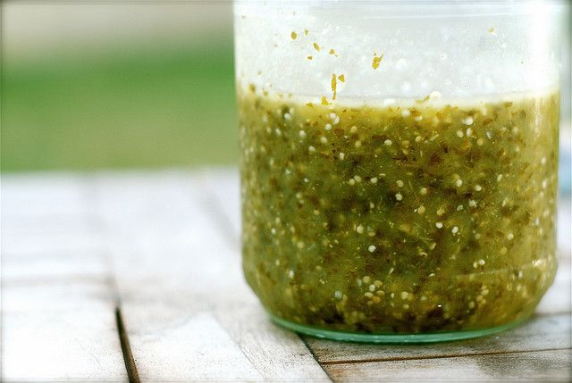 Authentic Mexican Salsa Verde (or, The Best Salsa Verde a Gringa can Make)
