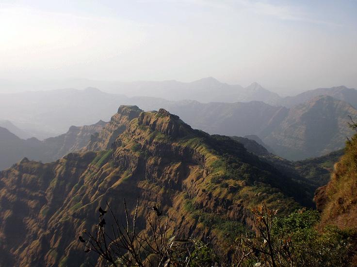 Sahyadri Range, Western Ghats - India. UNESCO World Heritage Site.