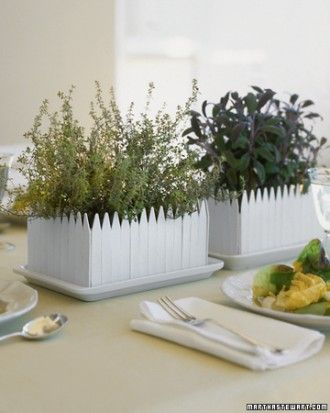 """See+the+""""Herb-Garden+Centerpiece""""+in+our++gallery"""