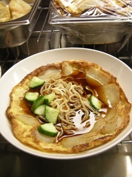 pempek lenggang - Indonesian food