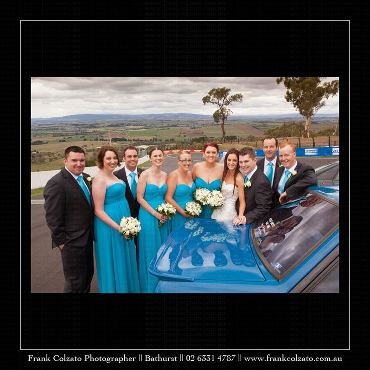 Frank Colzato Photographer  Studio @ 137 George St Bathurst 02 6331 4787   #weddingphotography #bathurstwedding #bathurst #bride #groom #family #wedding #love #flowinggown #mountpanorama #countrywedding