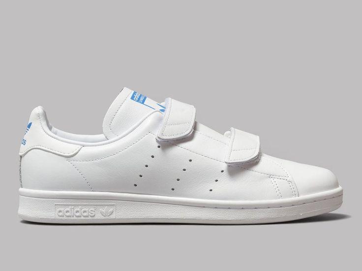 adidas Fast (White / White / Bluebird)