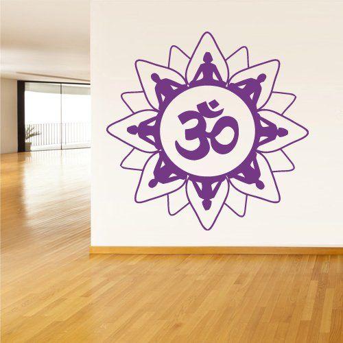 Wall Decal Vinyl Sticker Decals Buddha India Indian Om Ganesh God Yoga (z1393) StickersForLife http://www.amazon.com/dp/B00EBQM6M4/ref=cm_sw_r_pi_dp_GiSevb00PKSB2