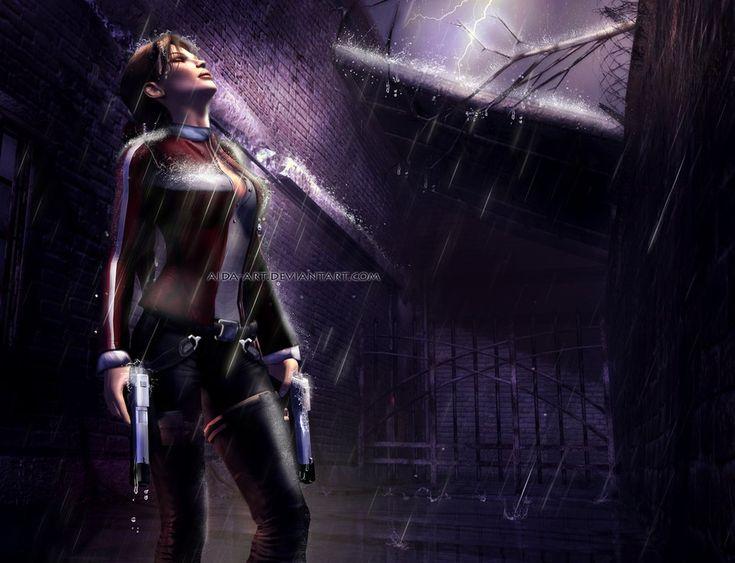 Tomb Raider: Legend 02 by =Aida-Art on deviantART